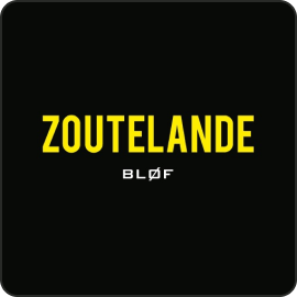 Cover of Bløf - Zoutelande.