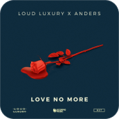 Cover for Love no more by Loud Luxury Anders