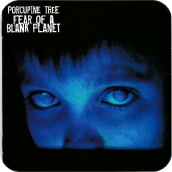 Cover for Tree fear of a Blank Planet by Porcupine