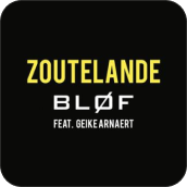 Cover for Zoutelande by Bløf